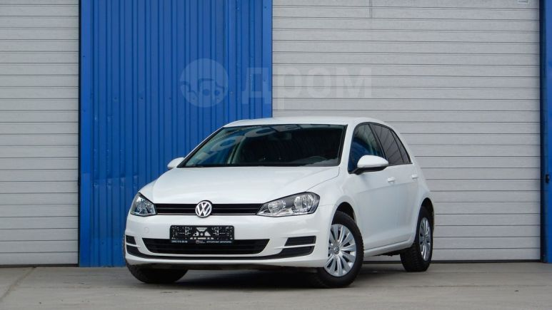 Volkswagen Golf, 2014 год, 629 196 руб.