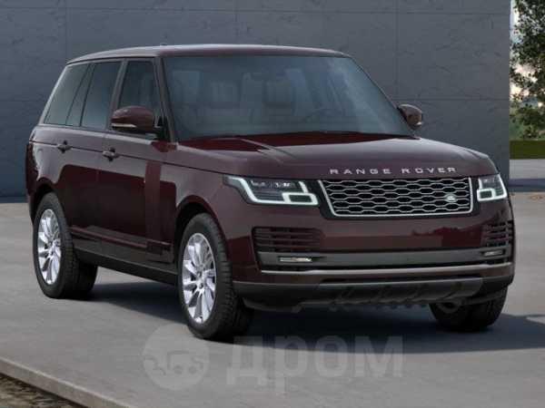 Land Rover Range Rover, 2019 год, 8 325 000 руб.