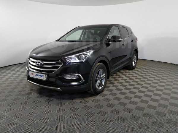 Hyundai Santa Fe, 2017 год, 1 733 000 руб.