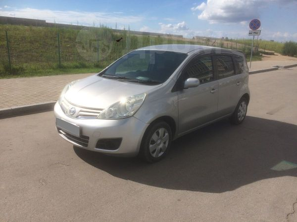 Nissan Note, 2008 год, 338 000 руб.