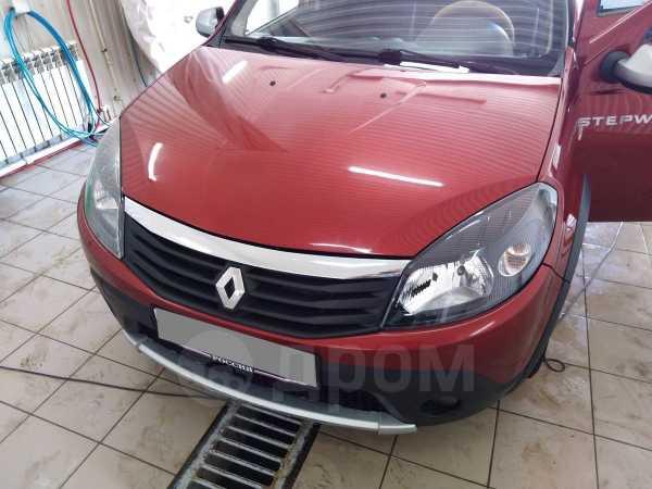 Renault Sandero Stepway, 2011 год, 378 000 руб.