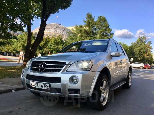 Mercedes-Benz M-Class, 2007 год, 990 000 руб.