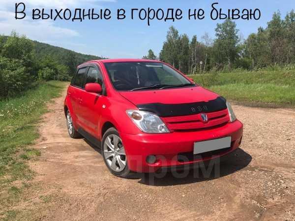 Toyota ist, 2002 год, 289 000 руб.