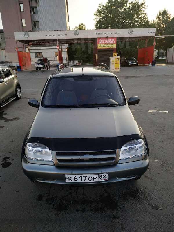 Chevrolet Niva, 2004 год, 189 000 руб.