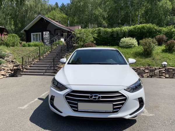 Hyundai Elantra, 2017 год, 930 000 руб.
