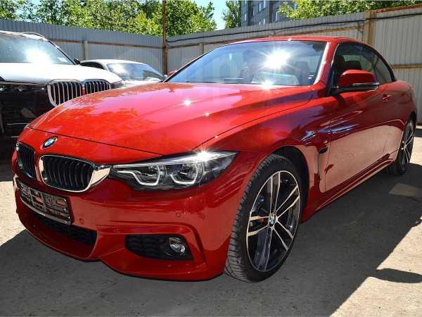 BMW 4-Series, 2019 год, 4 142 900 руб.