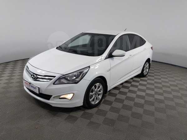 Hyundai Solaris, 2014 год, 575 800 руб.