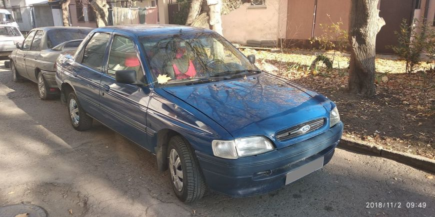 Ford Orion, 1993 год, 75 000 руб.