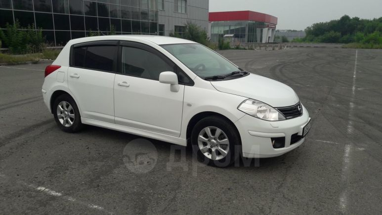Nissan Tiida, 2011 год, 499 000 руб.
