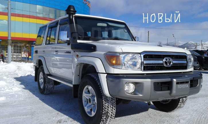 Toyota Land Cruiser, 2016 год, 4 400 000 руб.