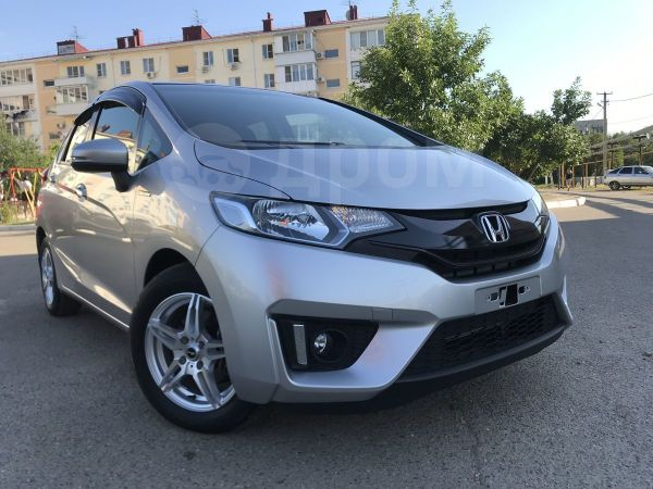 Honda Fit, 2015 год, 790 000 руб.