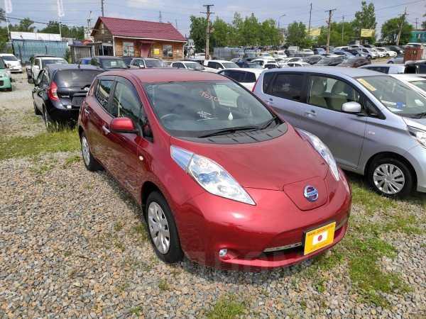 Nissan Leaf, 2013 год, 549 000 руб.