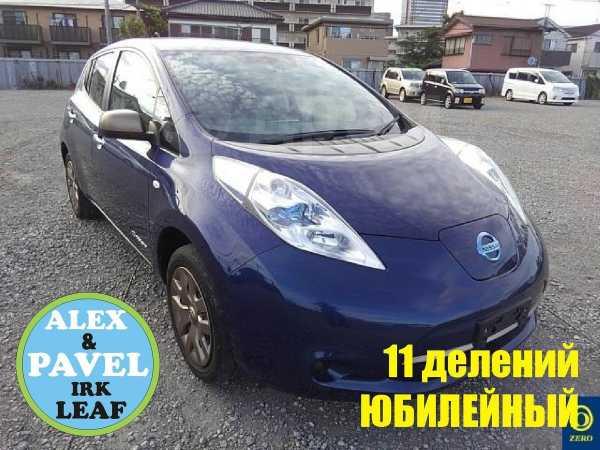 Nissan Leaf, 2014 год, 685 000 руб.
