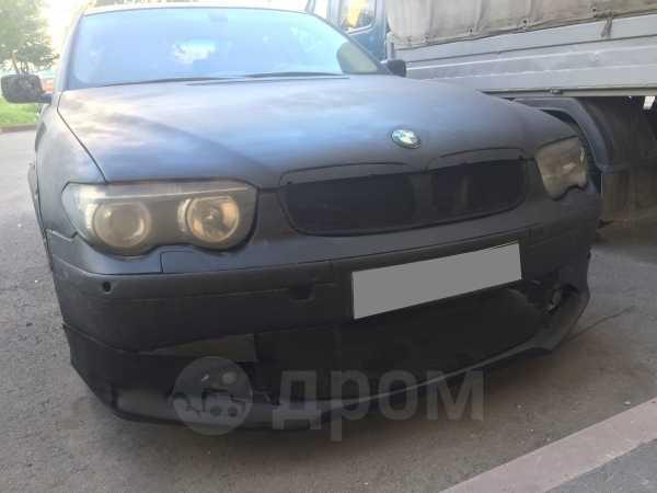BMW 7-Series, 2002 год, 320 000 руб.
