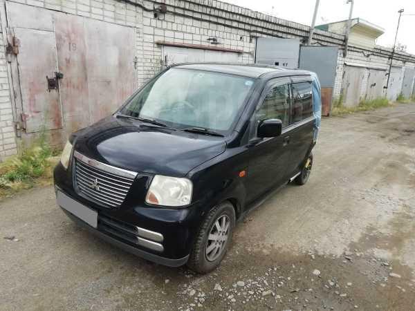 Mitsubishi eK Wagon, 2003 год, 100 000 руб.
