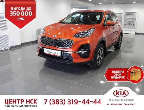Kia Sportage, 2019 год, 1 564 900 руб.