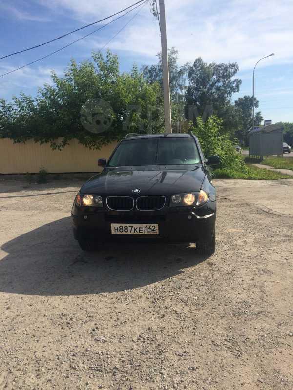 BMW X3, 2004 год, 555 000 руб.