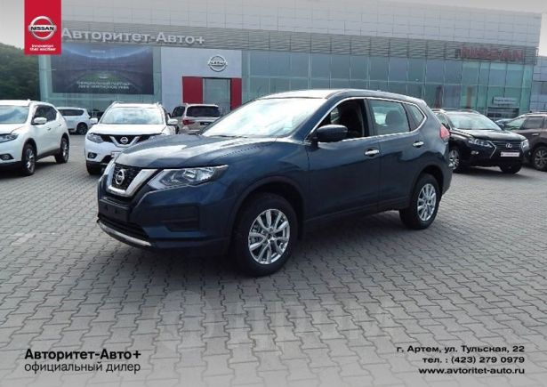 Nissan X-Trail, 2018 год, 1 660 000 руб.