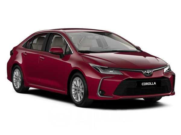 Toyota Corolla, 2019 год, 1 351 000 руб.