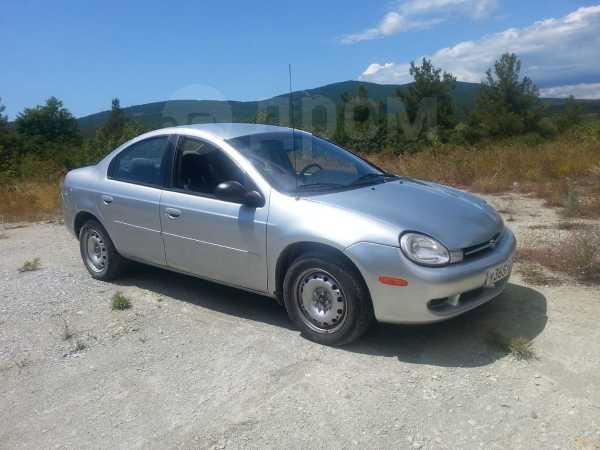Dodge Neon, 2000 год, 110 000 руб.
