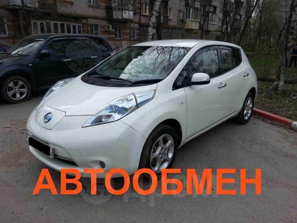 Nissan Leaf, 2011 год, 360 000 руб.