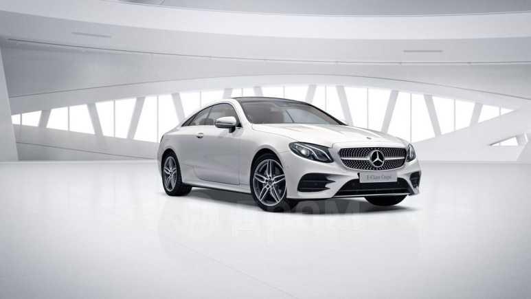 Mercedes-Benz E-Class, 2019 год, 3 977 528 руб.