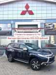Mitsubishi Pajero Sport, 2018 год, 2 668 000 руб.