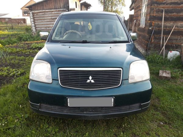 Mitsubishi Dion, 2000 год, 245 000 руб.