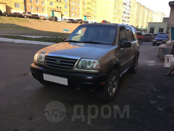 Suzuki Grand Vitara XL-7, 2001 год, 330 000 руб.