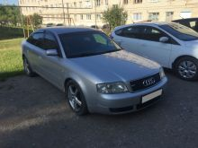 Богданович Audi A6 2002