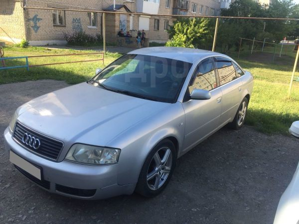 Audi A6, 2002 год, 342 000 руб.