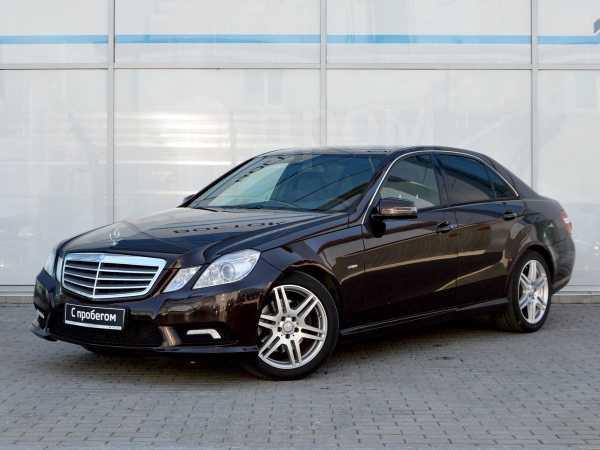 Mercedes-Benz E-Class, 2011 год, 835 000 руб.