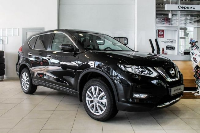 Nissan X-Trail, 2019 год, 1 746 000 руб.