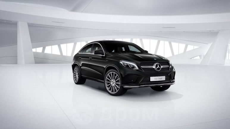 Mercedes-Benz GLE Coupe, 2019 год, 7 403 200 руб.