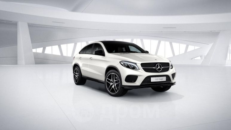 Mercedes-Benz GLE Coupe, 2019 год, 6 757 600 руб.