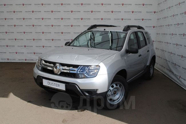 Renault Duster, 2019 год, 958 970 руб.