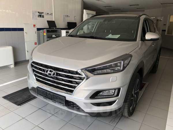 Hyundai Tucson, 2019 год, 2 284 000 руб.