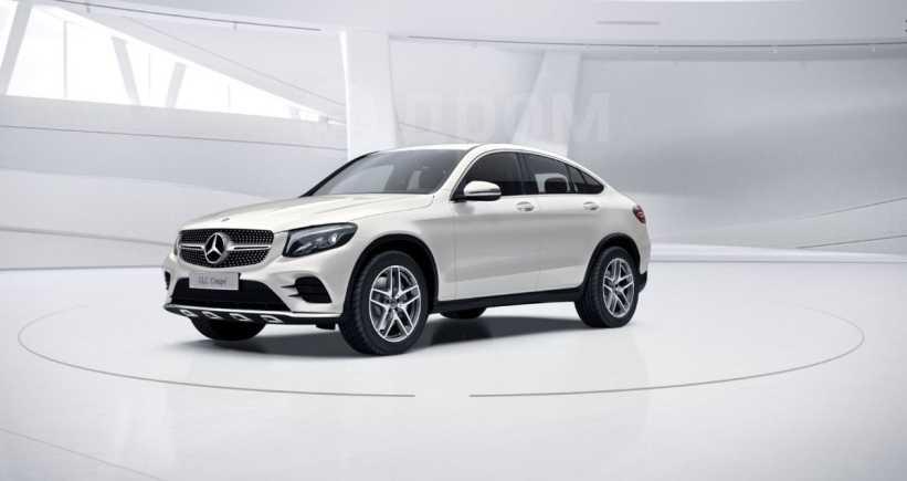 Mercedes-Benz GLC Coupe, 2019 год, 3 740 037 руб.
