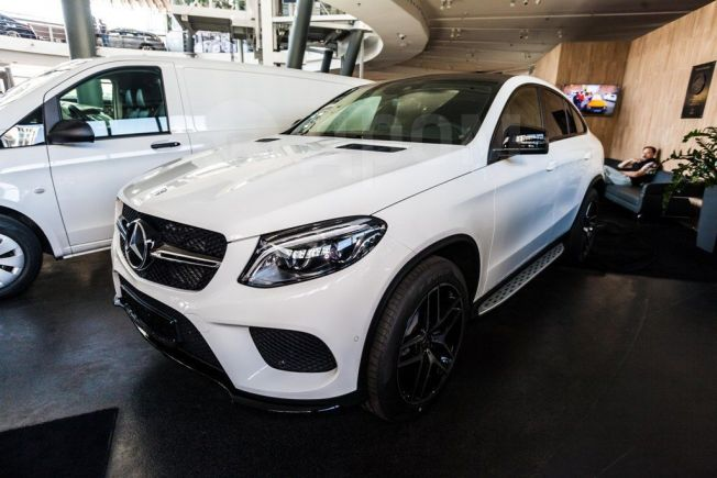 Mercedes-Benz GLE Coupe, 2019 год, 6 547 300 руб.
