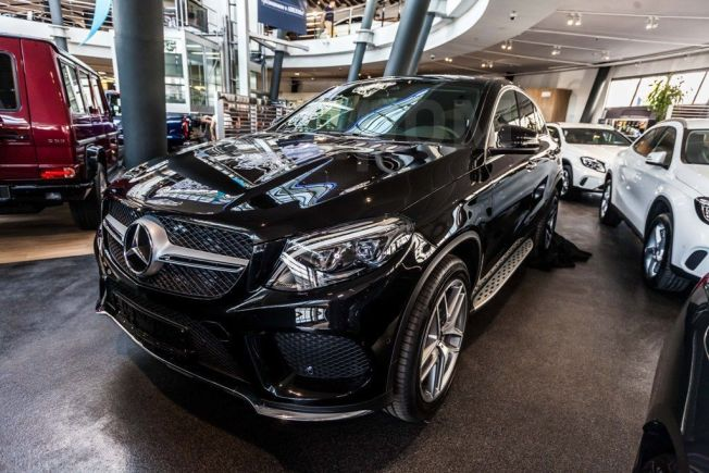 Mercedes-Benz GLE Coupe, 2019 год, 6 653 330 руб.
