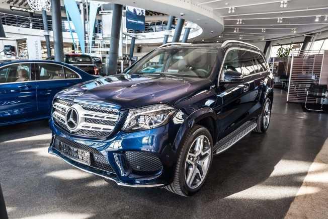 Mercedes-Benz GLS-Class, 2019 год, 5 248 250 руб.