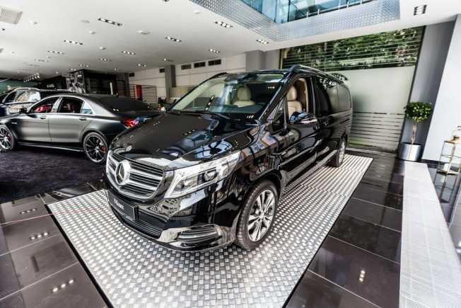 Mercedes-Benz V-Class, 2019 год, 6 593 490 руб.