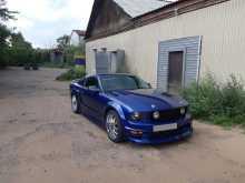 Улан-Удэ Mustang 2005
