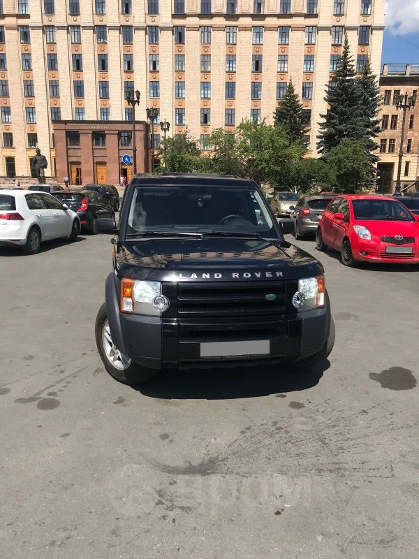 Land Rover Discovery, 2007 год, 640 000 руб.