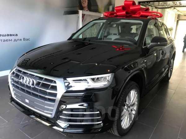 Audi Q5, 2018 год, 3 200 000 руб.