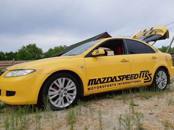 Mazda Mazda6, 2002 год, 320 000 руб.