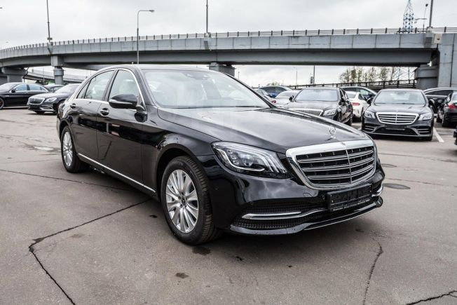 Mercedes-Benz S-Class, 2019 год, 9 526 000 руб.