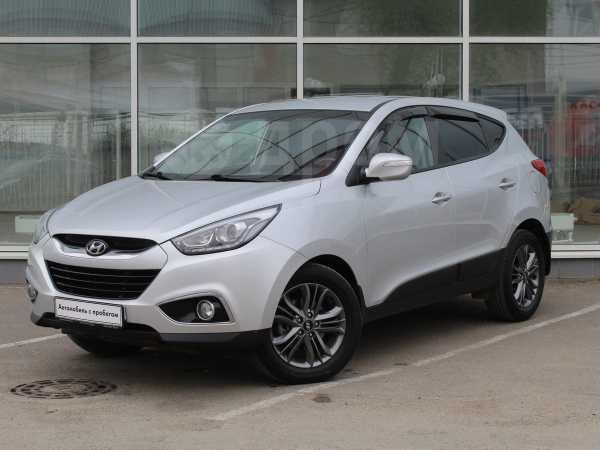 Hyundai ix35, 2014 год, 898 000 руб.