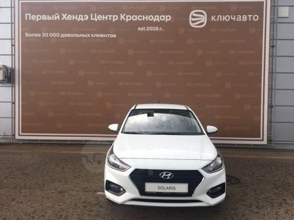 Hyundai Solaris, 2019 год, 924 590 руб.