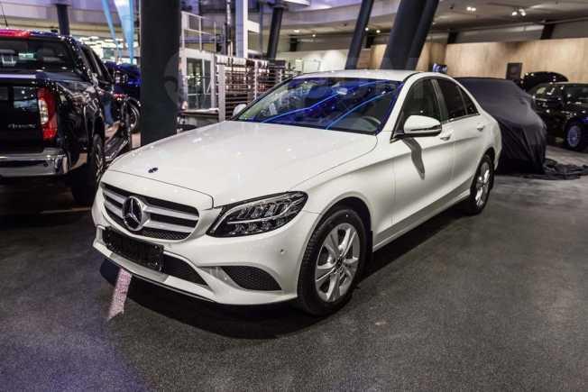 Mercedes-Benz C-Class, 2019 год, 2 116 612 руб.